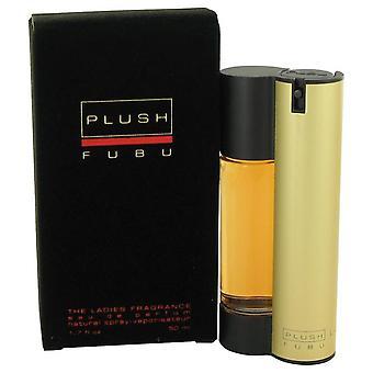 Fubu Plush Eau De Parfum Spray By Fubu 1.7 oz Eau De Parfum Spray