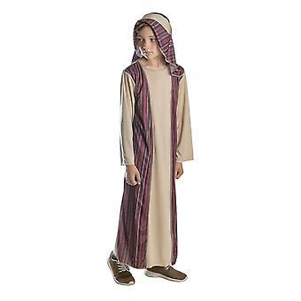 Bristol novità cc888 costume da pastore, medio, circa età 5 - 7 anni, pastore (m) età 6 - 8 anni