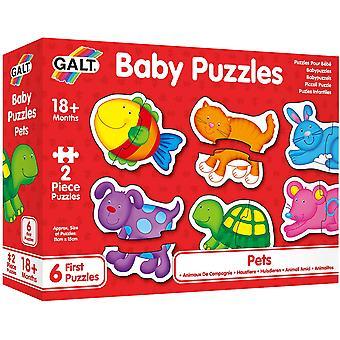 Baby Pet Puzzle