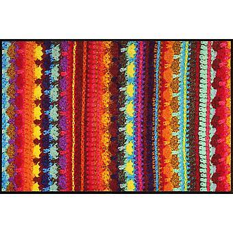 Salonloewe Zorro Dörrmatta 075x120 cm Smutsfälla matta tvättbar SLD1761-075x120