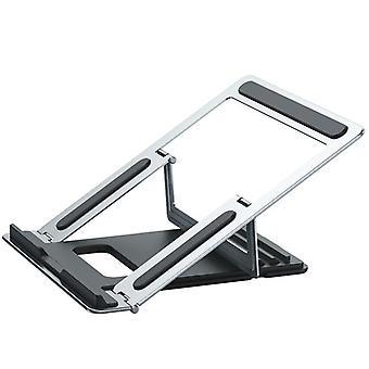 Laptop folding metal bracket portable laptop cooling bracket
