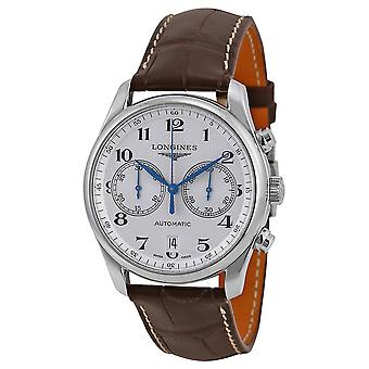 Longines Master Collection Automatic Chronograph Men's Watch L26294785