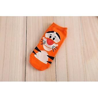 Stitch Rabbit Lady Cute Short Cartoon Socks