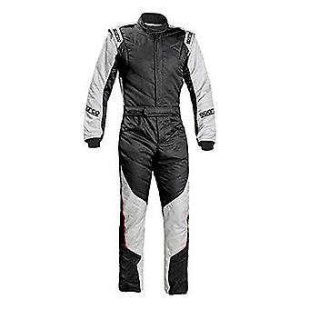 Racing jumpsuit Sparco Energy RS-5 Black/Silver (Size 62)