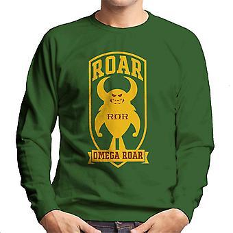 Pixar Monsters University Roar Omega Roar Men's Sweatshirt