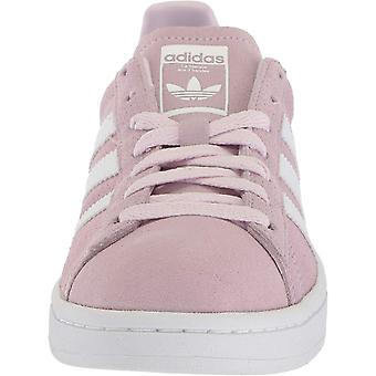 Kids Adidas Boys Campus Suede Low Top Lace Up Walking Shoes