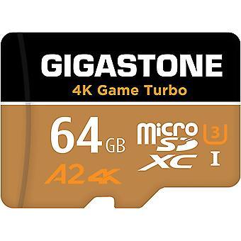 FengChun 64 GB Micro-SD-Karte, Prime Plus, Nintendo Switch-kompatibel, Lesen/Schreiben 95/35 MB/s,