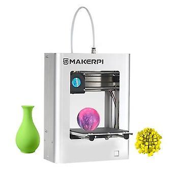MakerPi M1 Desktop Mini 3D -tulostin täysin