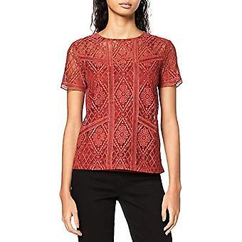 Morgan 201-dumi.n T-Shirt, Red (Ketchup Ketchup), Small (One Size: TS) Woman