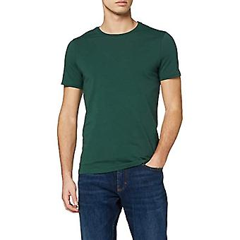 Mexx T-Shirt, Green (Wood Green 171129), Medium Men's