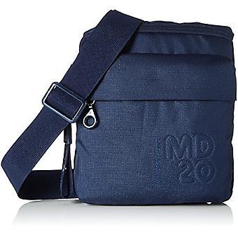 Mandarin Duck Md20, Women's Crossbody Bag, Blue (Dress Blue), 4x23x21.5 Centimeters (B x H x T)