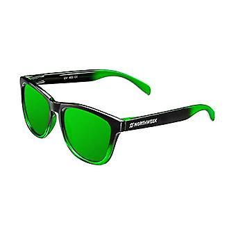 Northweek Gradiant Sunglasses, Multicolored (Green), 52 Unisex-Adult