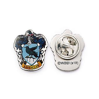 Ravenclaw Crest Pin Badge