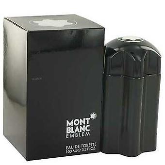 Montblanc Emblem By Mont Blanc Eau De Toilette Spray 3.4 Oz (men)