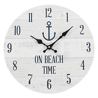 På Stranden Time Clock