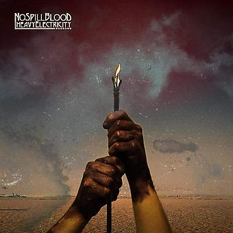No Spill Blood - Heavy Electricity CD