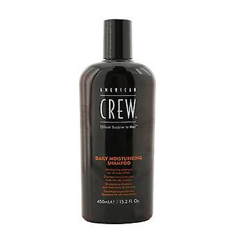 American Crew uomini ogni giorno idratante Shampoo (per tutti i tipi di capelli) 450ml/15,2 oz
