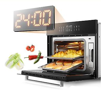 Two-in-one Electric Power, Embedded Steam, Oven Machine