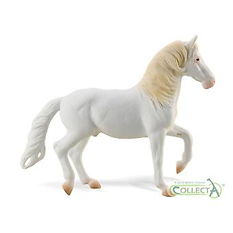 CollectA Camarillo White Horse Collectable Figurine Roleplay Toy