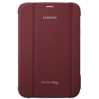 Samsung EF-BN510BREGWW Book Cover for Samsung Galaxy Note 8.0 red