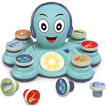 Learning Toys For Toddlers, Octopus Music Educational Toys For Early