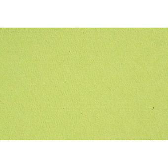 A2 Giant Super Thick Lime Green Polyester Vilt sheet voor ambachten