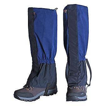 Waterproof legging gaiters snow ski boot leg cover shoe quick dry for outdoor hiking walking hunting climbing mountain
