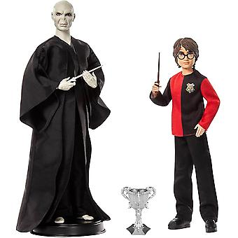 Harry Potter et Voldermort Doll Twin Pack