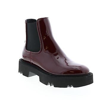 Aquatalia Adult Womens Haylie Patent Chelsea Boots