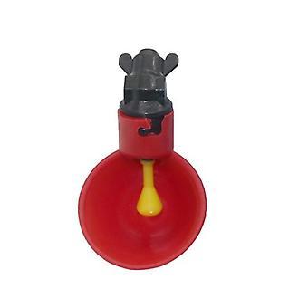Chicken Nipple Wasserbecher Automatische Wachtel Trinker Schüssel Geflügel Wasserbecher