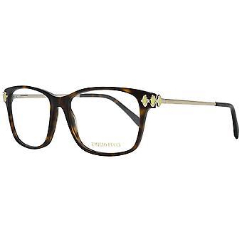 Brown women optical frames awo03239