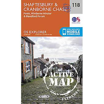 Shaftesbury Cranbourne Chase Poole Wimbourne Minster and Blandford