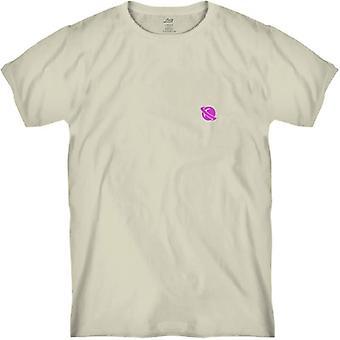Lost surfboards tee cream t-shirt