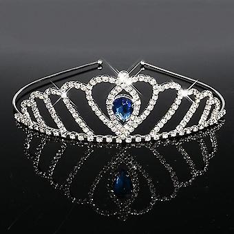 Prinzessin Tiaras-Kronen Stirnband Braut Abschlussball Braut Party Accessoires Haar
