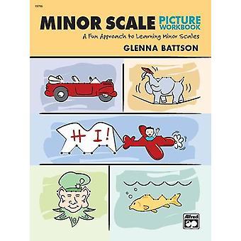 Arbetsbok för bilder i mindre skala