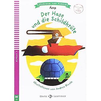 Young ELI Readers - Marchen und Fabeln: Der Hase und die Schildkrote +� downl