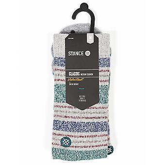 Stance Socks Leslee Socks - Grey
