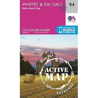 Whitby Esk Dale & Robin Hood's Bay