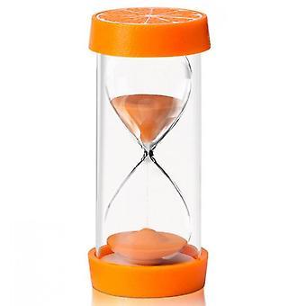 Hourglass fruit Minuterie Enfants Sablier anti-chute (Orange)