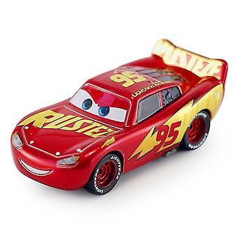 Disney pixar cars 2 3 lightning mcqueen toys(Mcqueen A)