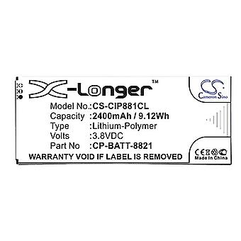 Cameron Sino Cip881Cl Battery Replacement For Cisco Cordless Phone