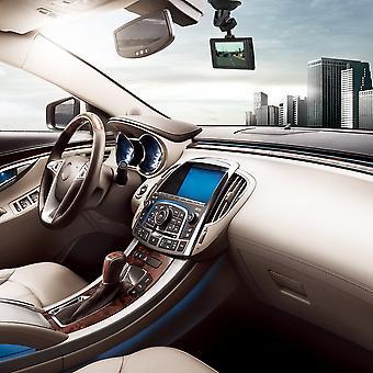 """Hd 1080p 3.0"""" Car Tácógrafo Dvr Safe Car Dash Ir Night Vision Cam Camera"""