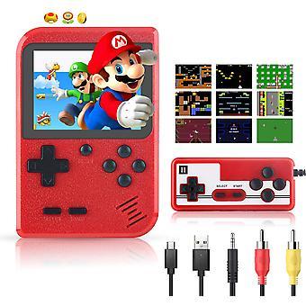 Handheld Spielkonsole Retro Mini Spielkonsole Gameboy mit 400 Classic Fc Games 2,8 Zoll