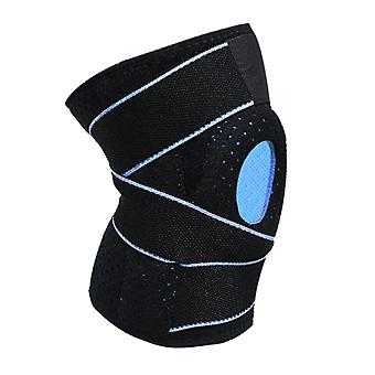 Silicone Knee Pads Outdoor Sports Cycling Basketball Compression Knee Pads