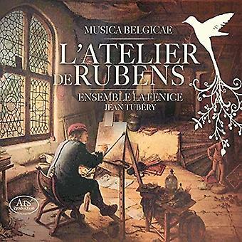 Bull / Eijck / Munnincks / Fenice / Tubery - L'Atelier De Rubens [SACD] USA import