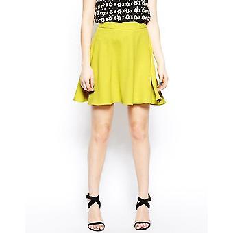 Asos vävda Skater Vintage kjol UK storlek 16