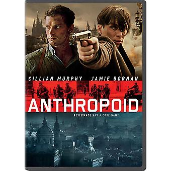 Anthropoid [DVD] USA import