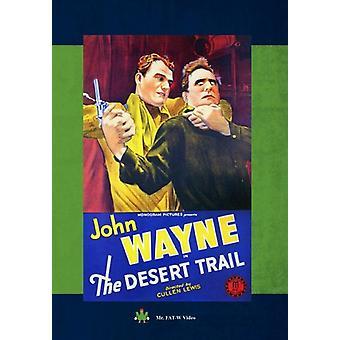 Desert Trail [DVD] USA import