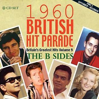 1960 brittiska hitlistorna: B sidor del tre: Sept-- 1960 brittiska hitlistorna: B sidor del tre: Sept-[CD] USA import