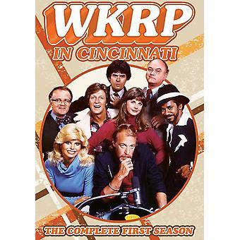 WKRP i Cincinnati: sesong en [DVD] USA import